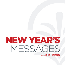 New Year's Messages